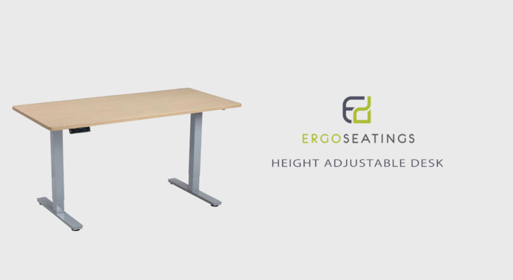 What Are The Benefits Of Height Adjustable Standing Desks Ergoseatings